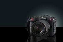 Canon EOS C70 – nyt videokamera med RF-mount og indbydende videokvalitet