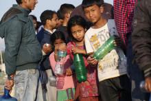 Nepal: 5000 skolor förstörda