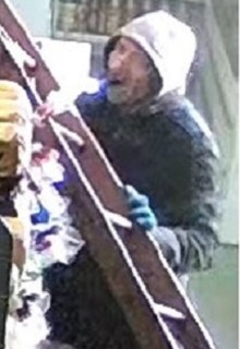 Do you know this man? CCTV appeal following burglary of Kensington shop