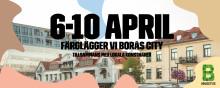Lokala konstnärer sätter färg på Borås City