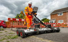 Radar technology helps to speed up next generation broadband upgrade  in Salisbury