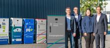 SAM-Auslieferung startet jetzt: Westfalen Weser Netz erhält die erste mit SAM ausgestattete Ladestation