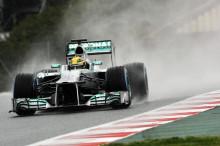 Sista testen av Pirellis däck inför Formel 1-premiären avslutad