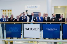 Webstep er på børs - og rekrutterer!
