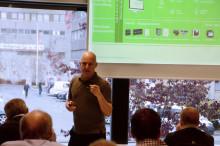Smarte bygg: Hva skjer når vi digitaliserer alt?