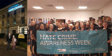 Standing together to end hate crime