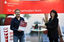 happybrush ist der Gewinner des Münchner Gründerpreises 2020!