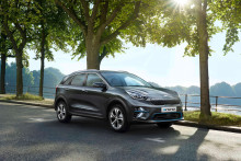 KIA Motors præsenterer nye modeller på 2018-udgaven af biludstillingen i Paris