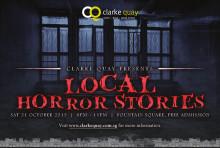 CLARKE QUAY PRESENTS LOCAL HORROR STORIES A NIGHT OF MISCHIEVIOUS HALLOWEEN MAYHEM