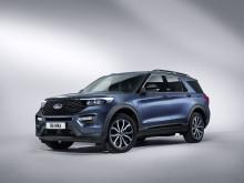 Ford visar upp helt nya Explorer plug-in-hybrid-SUV