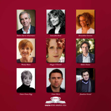 Final Judging Panel Announced For 2014 Costa Book of the Year