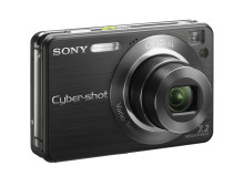 FIVE OF THE BEST: NEW CYBER-SHOT W-SERIES EQUALS SERIOUS FEATURES PLUS COOL LOOKS