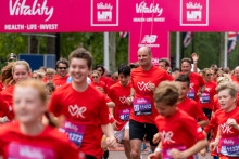 Lord's to turn red for the Ruth Strauss Foundation
