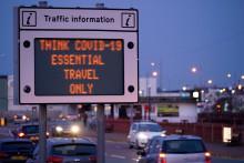 RAC data confirms car use is rising despite the lockdown