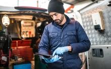 Telia och Ecofleet samarbetar för att mäta utsläppen för en grönare fordonsflotta