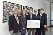 """15.000 Euro für das """"Hospiz ohne Mauern"""" am Uniklinikum München"""