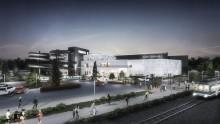Täbys nya simhall blir en modern friskvårdsanläggning för alla kommuninvånare