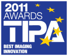Sony digital imaging innovation once again recognised by TIPA: Sony wins two prestigious TIPA Awards 2011