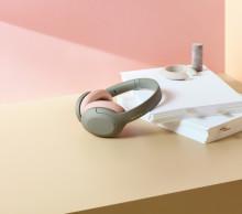 Sony lanserar nya WH-H910N h.ear hörlurar och NW-A105 Walkman
