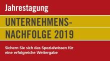 MANZ Rechtsakademie: Jahrestagung Unternehmensnachfolge 2019