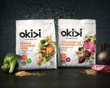 Okivi® Nordisk fullkornshavre och Okivi® Fyra nordiska fullkornsgryn
