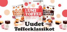 Toffeeta, suolaisenmakeaa ja tehoraikkautta – Cloettan syysherkut