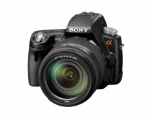 Sony introduces α35 (SLT-A35) with Full-time Continuous AF powered by Translucent Mirror Technology