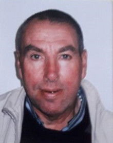 Missing: James O'Conway