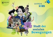 """Themenjahr 2021 """"Leipzig – Stadt der sozialen Bewegungen"""" startet"""