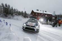 Volkswagen claims maiden victory in World Rally Championship