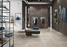 Villeroy & Boch Tiles new products 2016 - XENTRIC: Puristic cement look for modern architecture