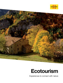 2018 - Ecotourism in Catalonia