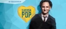 Orup tar över som programledare på Svensk Pop