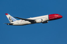 Norwegians EU-selskab får amerikansk flyvetilladelse