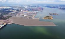 Göteborgs Hamns miljardinvestering - Nya Arendal