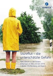 Zurich stellt PERC-Bericht zu Sturzfluten vor