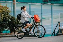 電動アシスト自転車「PAS RIN」を新発売 高校生の通学シーンに似合うユニセックスなデザイン・カラーを採用