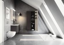Nya badrumsserier från Geberit