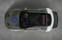"""Dlouho ztracený Mustang z filmu """"Bullittův případ"""" a nový Ford Mustang BULLITT budou hlavními lákadly Fordu na letošním Festivalu rychlosti v Goodwoodu"""