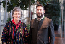 Högskolans arbete för hållbara utbildningar vann förstapriset i USA