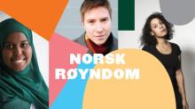 Sumaya Jirde Ali, Camara Lundestad Joof og Kristin Fridtun med nye bøker om norsk røyndom