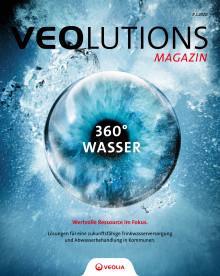 Magazin Veolutions - 360° Wasser