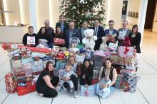 Alle Jahre wieder: Santander bringt Kinderaugen zum Strahlen