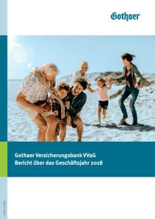 Gothaer Versicherungsbank VVaG: Bericht über das Geschäftsjahr 2018