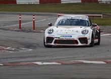 Porsche Carrera Cup Scandinavia: Rasmus Lindh ansluter till fullspäckad säsongsfinal!