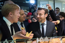 EXPERT COMMENT: Emmanuel Macron faces a really big problem if he becomes French president