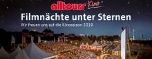 alltours Open Air Kino: Flimnächte unter Sternen, Düsseldorf