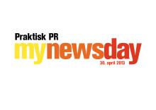 Mynewsday 30. april - Praktisk PR