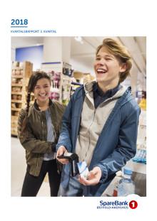 Kvartalsrapport SpareBank 1 Østfold Akershus 3. kvartal 2018