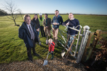 What's Good for the Goose is Good for the Gander! Goosey Wick pioneers new co-funding scheme to expand high-speed broadband to more Oxfordshire communities